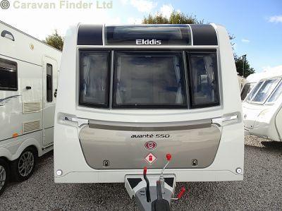 Elddis Avante 550 2020