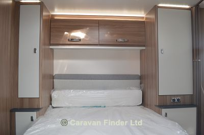 Swift Finesse 580 2021 Caravan Photo
