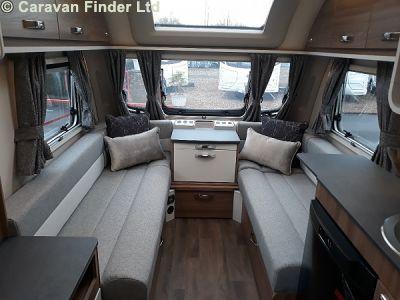 Swift Finesse 480 2021 Caravan Photo