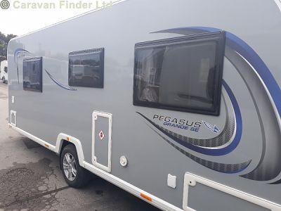Bailey Pegasus Grande Brindisi SE 2021 Caravan Photo