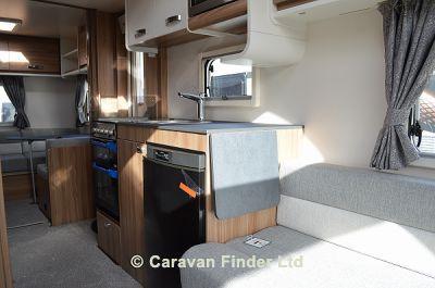 Swift Finesse 590 2021 Caravan Photo