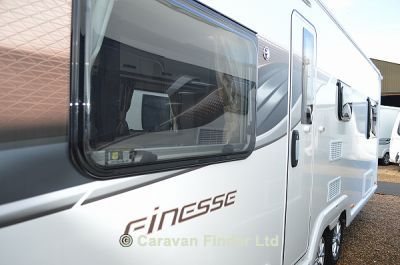 Swift Finesse 625FB 2020 Caravan Photo