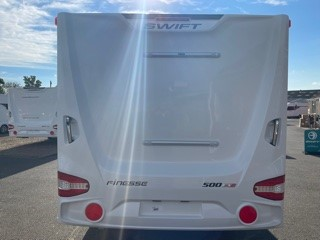 Swift Finesse 500 2022 Caravan Photo