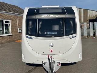Swift Finesse 580 2022 Caravan Photo