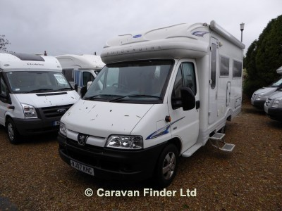 Elegant  580 PR 2012 Motorhome From Highbridge Caravans On Motorhome Finder