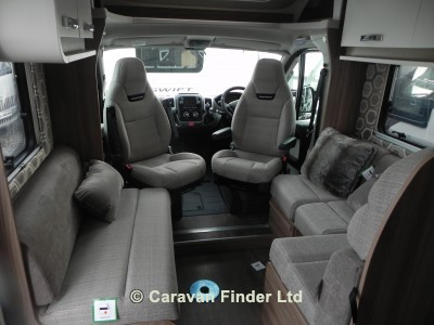 New Swift Charisma 604  Motorhome photo