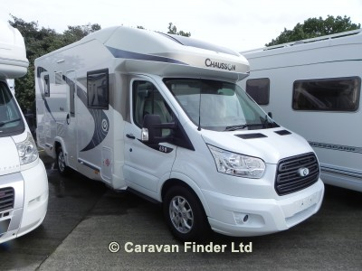 Used Chausson Flash 630 Motorhome photo