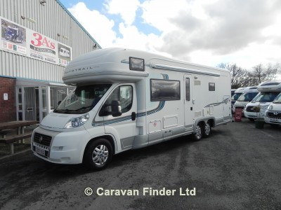 Used Autotrail Chieftain SE Motorhome photo