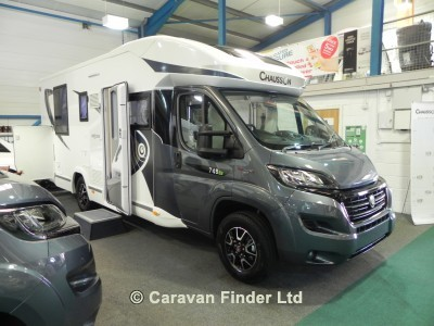 New Chausson Welcome 748EB Motorhome photo