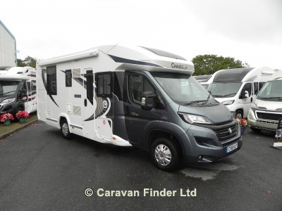 Used Chausson Welcome 718EB Motorhome photo