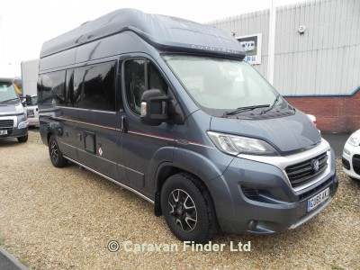Autotrail V Line motorhome for sale from 3As Caravans