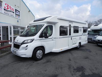 Used Bailey Autograph 79-6  Motorhome photo