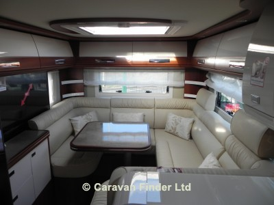 Carthago Liner For Two motorhome for sale from 3As Caravans