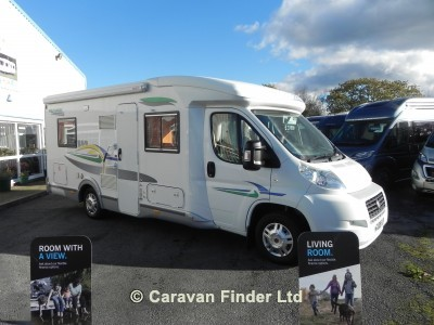 Used Chausson Welcome 85 Motorhome photo