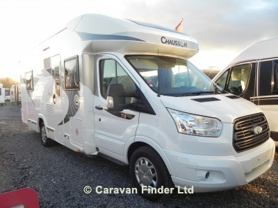 New Chausson Flash 716 Motorhome photo