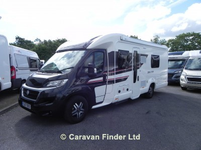 Used Swift Bolero 724FB  Motorhome photo