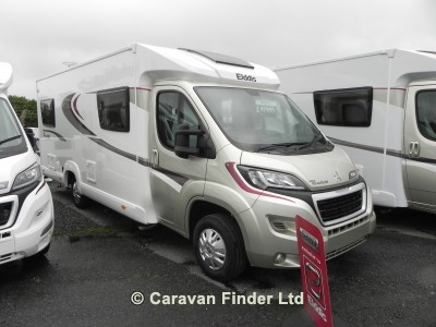 New Elddis Riva Gold 195 Motorhome photo