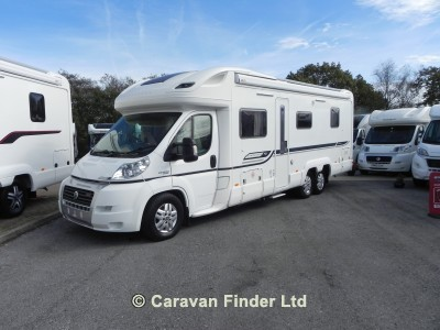 Used Bessacarr E769 Motorhome photo