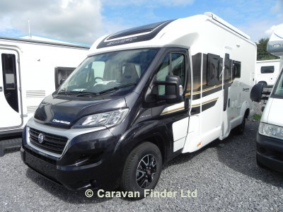 New Swift Charisma 695  Motorhome photo