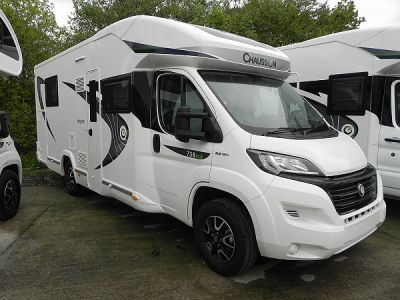 New Chausson Welcome 738XLB Motorhome photo