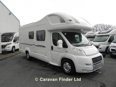 Used Bessacarr E665 Motorhome photo