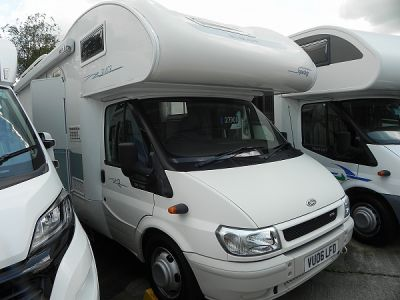 Used Rimor Superbrig  Motorhome photo