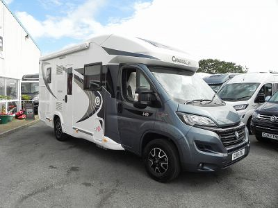 Used Chausson Welcome 640  Motorhome photo