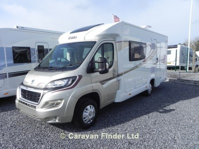 New Elddis Riva Gold 175  Motorhome photo