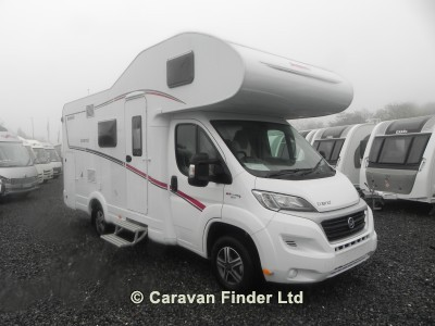 New Dethleffs Trend A5887 Motorhome photo