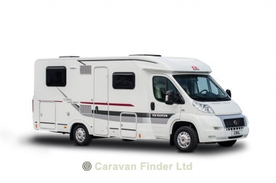 New Adria Coral Axess S690SC Motorhome photo