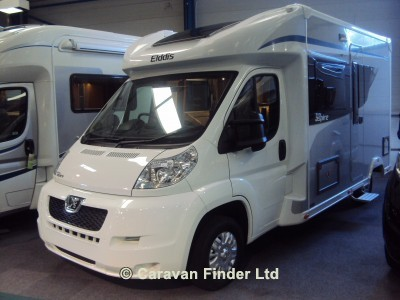Luxury  Elddis Aspire 205 2014 Motorhome From 3As Caravans On Motorhome
