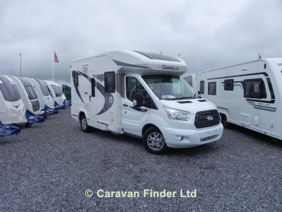 New Chausson Flash 530 Motorhome photo