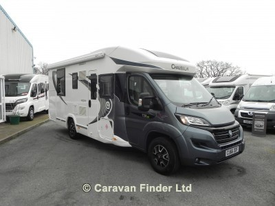Used Chausson Welcome 728EB Motorhome photo