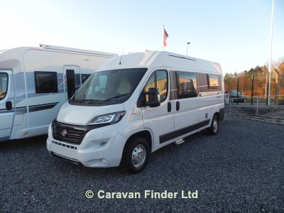 Autocruise 122 motorhome for sale from 3As Caravans