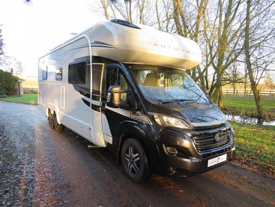 Autotrail Commanche (Automatic)  motorhome for sale from Elite Motorhomes