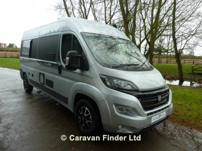 Autotrail V line 610 SE motorhome for sale from Elite Motorhomes