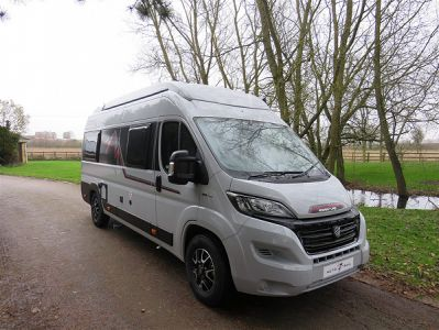 Autotrail Adventure 65 (Automatic)  motorhome for sale from Elite Motorhomes