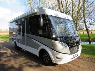 Dethleffs Magic Edition I 3 DBM (Automatic) motorhome for sale from Elite Motorhomes