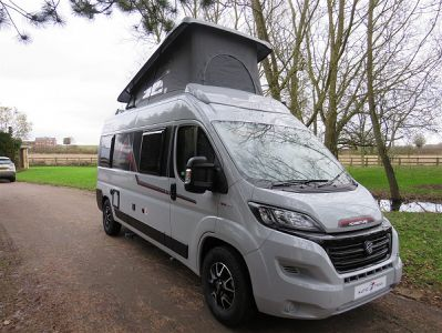 Autotrail Adventure 55 (Automatic)  motorhome for sale from Elite Motorhomes