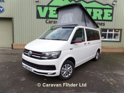 Vw Candy White T6 Highline Camper motorhome for sale from Hitchin Caravans