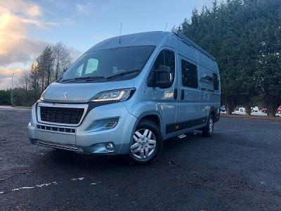 Mototrek Moto-Trek Leisure-Treka ELD Elite motorhome for sale from Moto Trek Leyland