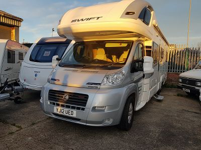 Swift Kontiki 649 2012