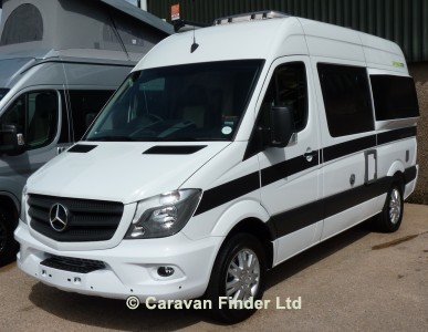 Hymer HymerCar Grand Canyon S motorhome for sale from Adventure LV