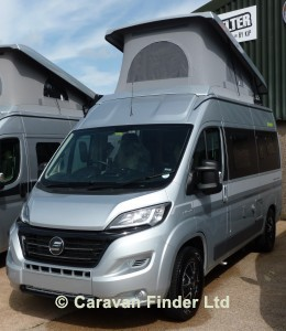 Hymer HymerCar Ayers Rock motorhome for sale from Adventure LV