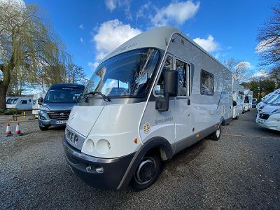 Hymer Starline 630 motorhome for sale from Broad Lane Leisure