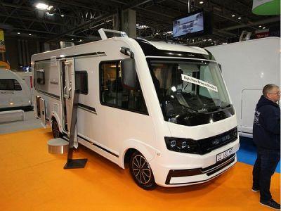 Weinsberg Caracore 650 MF motorhome for sale from Davan Caravans