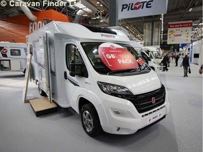 Pilote P690C Essentiel motorhome for sale from Davan Caravans