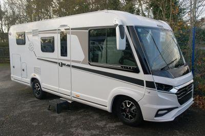 Knaus Live I 650 MEG 2020 motorhome for sale from Davan Caravans