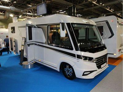 Knaus Live I 700 MEG  motorhome for sale from Davan Caravans