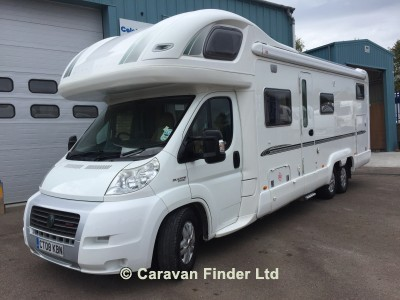 Bessacarr E789 2008 Motorhomes Photo